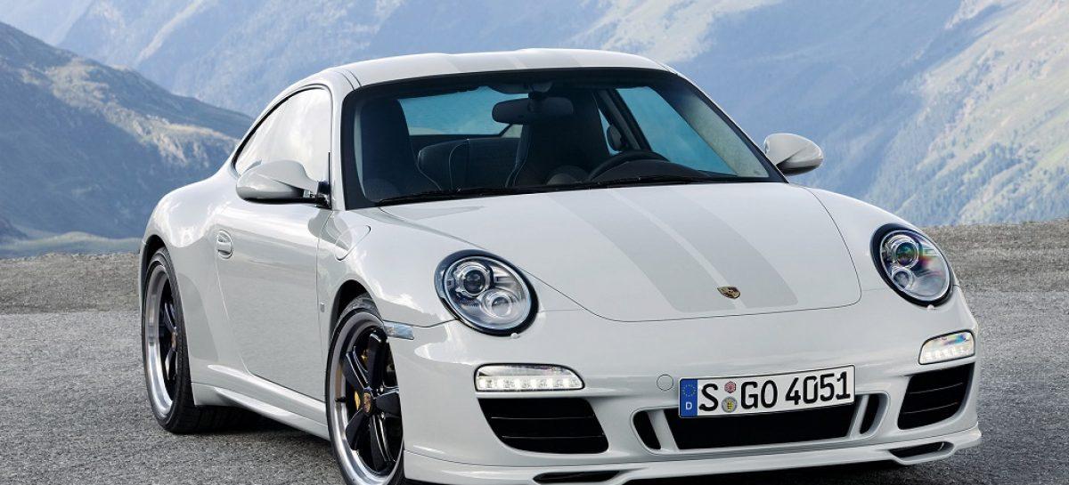 Популярность Porsche растет