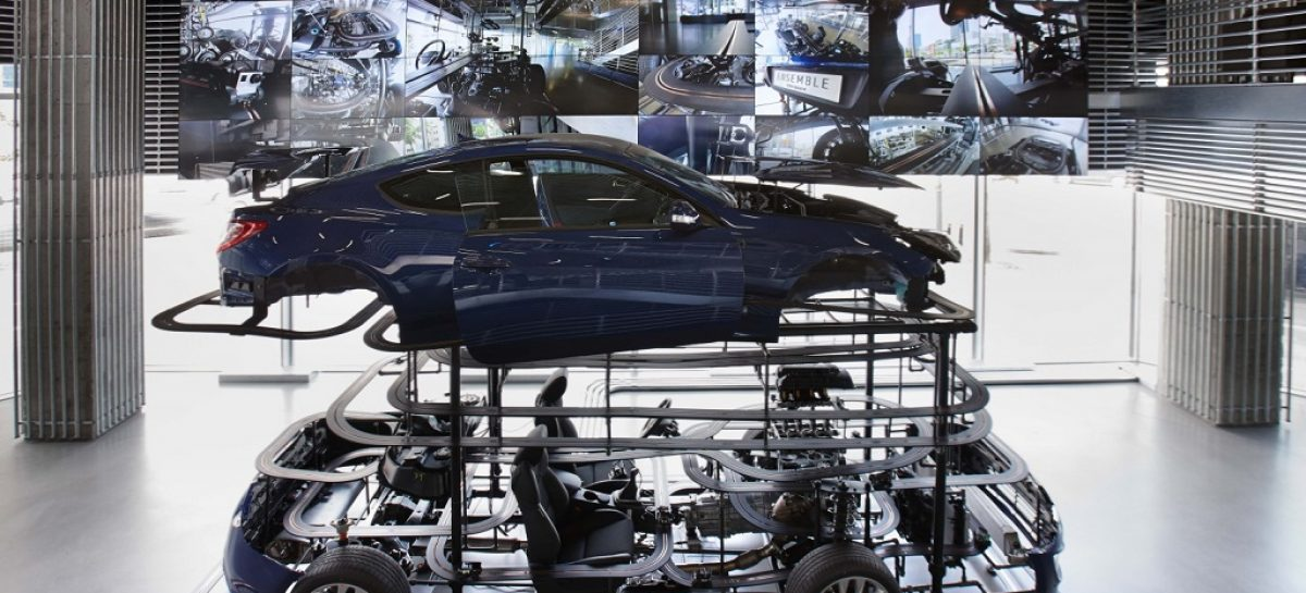 Проект Ensemble – взгляд Hyundai на современный автомобиль