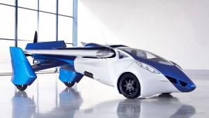 Прототип летающего автомобиля AeroMobil 3.0