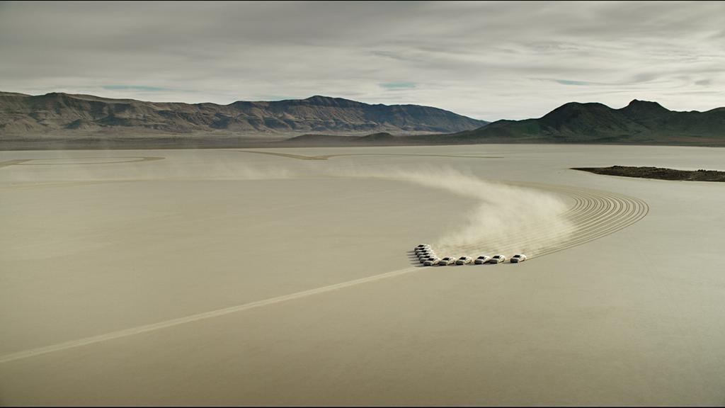 Рекламный ролик Hyundai Послание в космос