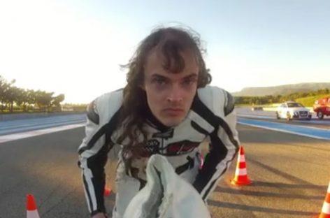 Велосипед против Ferrari