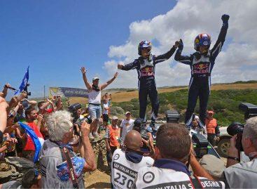 Экипаж Ожье-Инграссиа взял этап в Сардинии