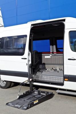 Спецавтомобиль Volkswagen Crafter