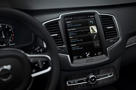 Telematics Update присудил Volvo звание Автопроизводителя года