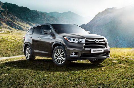 Toyota признана лидером по сохранению остаточной стоимости