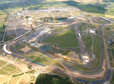 Трасса Гран-При Великобритании с точки зрения шин