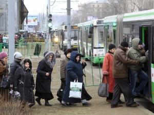 Уехать из Новой Москвы совсем не просто