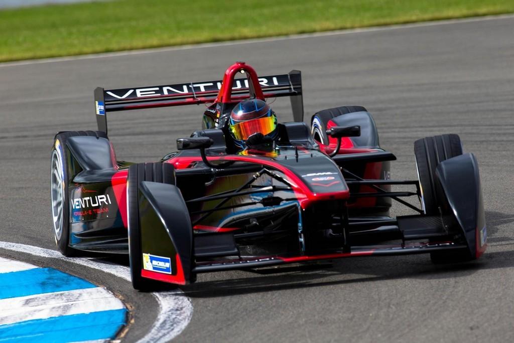 Venturi на Formula E