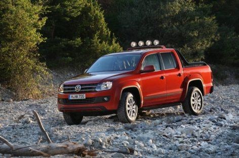 Пятая победа Volkswagen Amarok