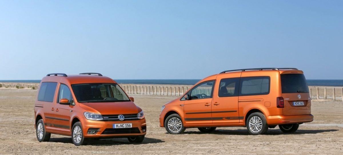 Volkswagen Caddy – машина для путешествий