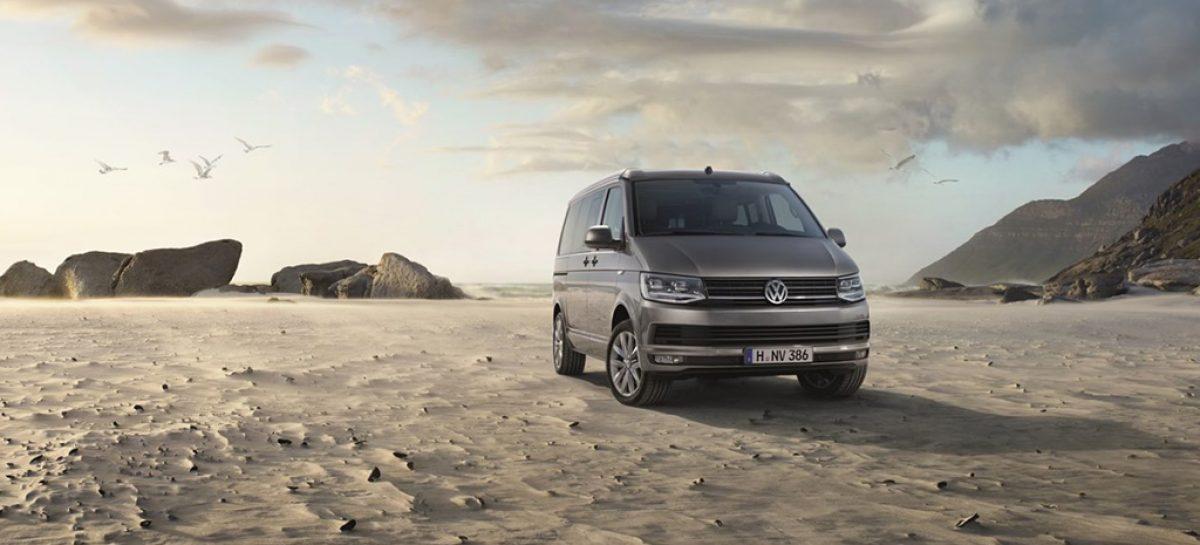 Volkswagen California нового поколения