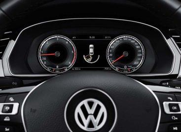 В России начался прием заказов на новый Volkswagen Passat