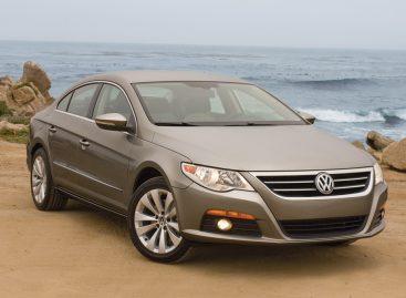 Volkswagen Passat CC — будущий классик