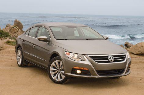 Volkswagen Passat CC – будущий классик