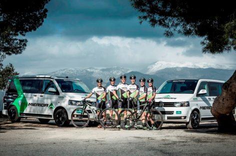 Volkswagen поддержит Merida Biking Team