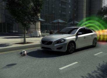 Стандартные системы безопасности Volvo уменьшают число травм в ДТП
