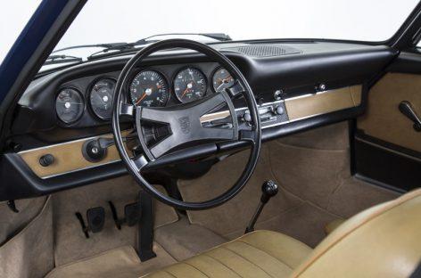 Porsche Classic воссоздало панель приборов для моделей 911