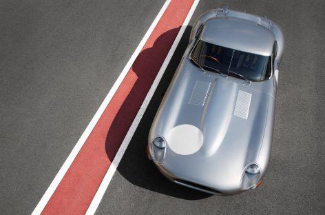 Возвращение классики – Jaguar приготовил еще шесть Lightweight E-Type