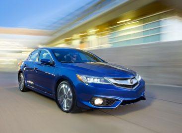 Acura ILX получила высший рейтинг безопасности от NHTSA