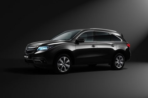 На Acura MDX объявлены дополнительные скидки