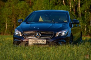 Mercedes Benz CLA 250 Shooting Brake