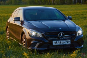 Mercedes Benz CLA 250 4MATIC Shooting Brake