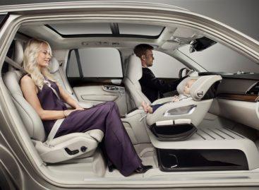 Volvo: немного роскоши и для детей