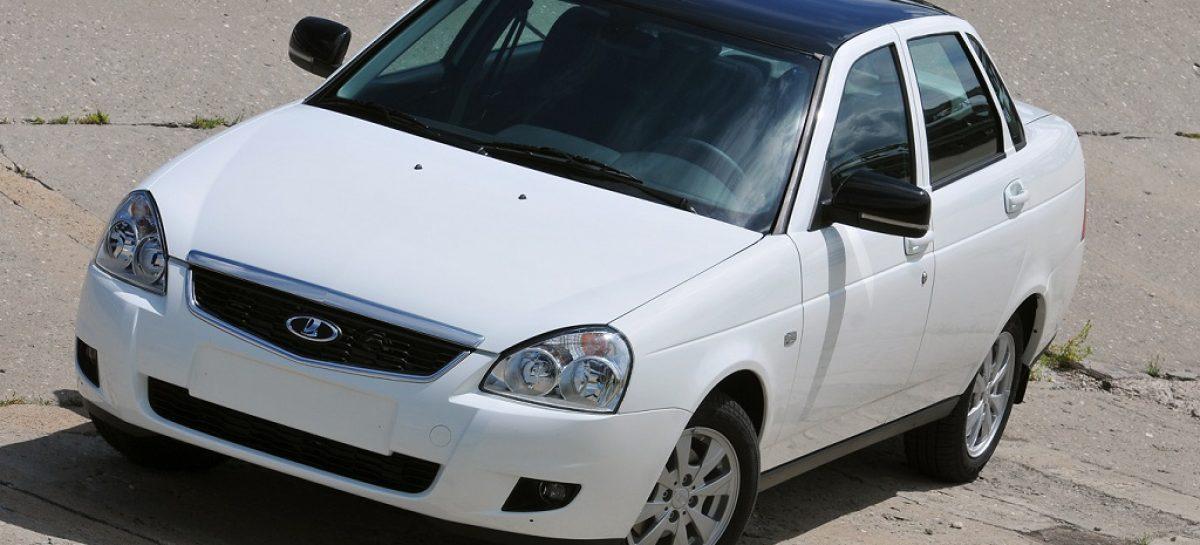Lada Priora меняет стиль