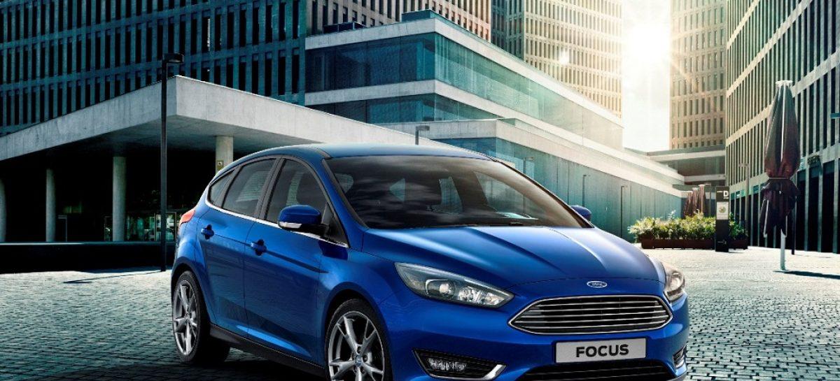 Ford Focus будет оснащаться новым двигателем EcoBoost 1,5 л