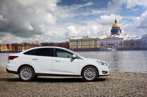 Стали известны цены на новый Ford Focus