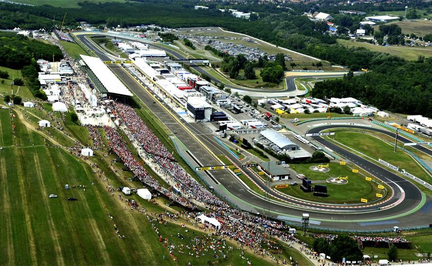 Германский гонщик «Феррари» Феттель одержал победу квалификацию Гран-при Венгрии, Квят— 13-й