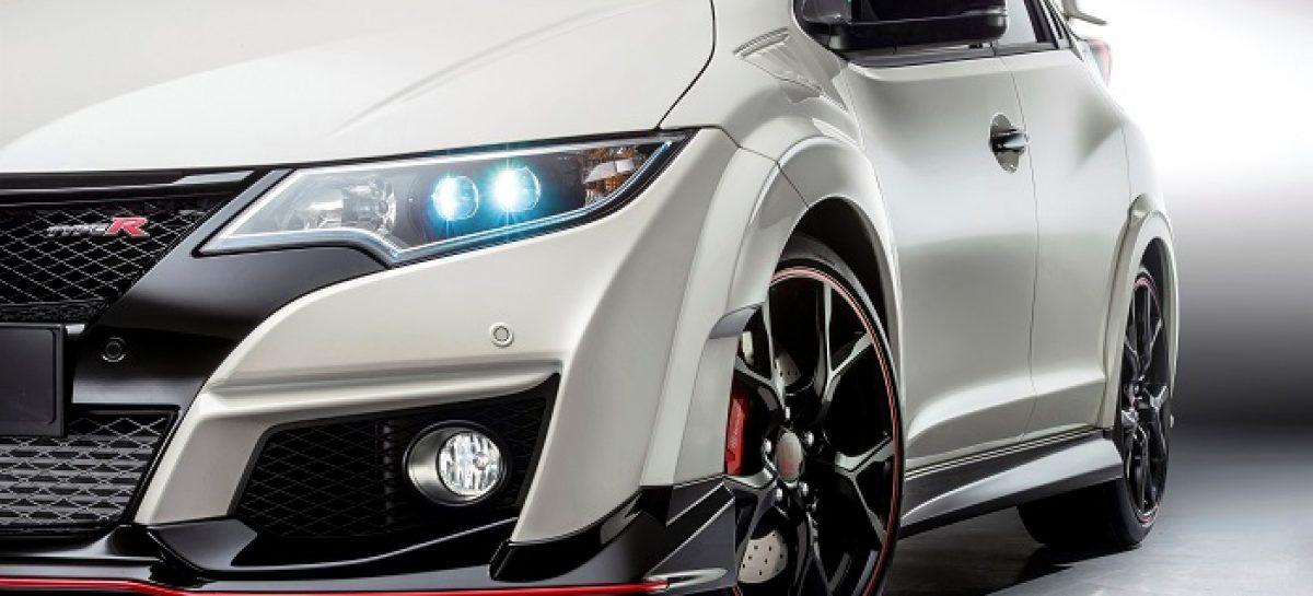 Начато производство нового Honda Civic Type R