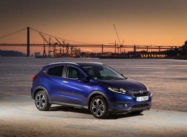 Новый Honda HR-V скоро поступит в европейские автосалоны
