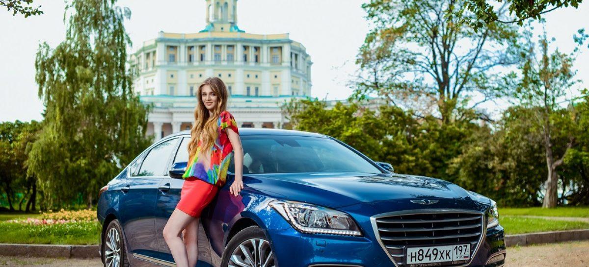 Звездные тест-драйвы Hyundai
