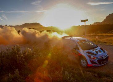 Hyundai Motor стала партнером Ралли Уэльса