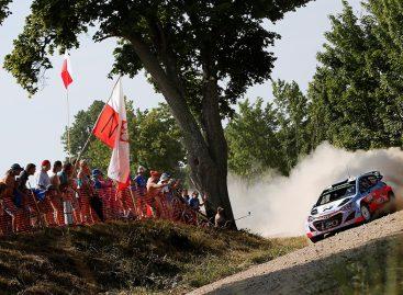 Hyundai Motorsport сохранила позиции
