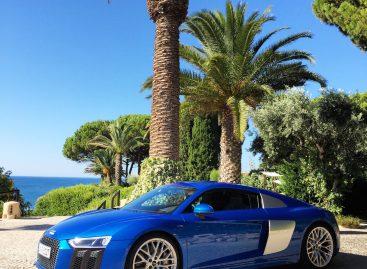 Новая 610-сильная Audi R8 V10+ приедет в Россию осенью