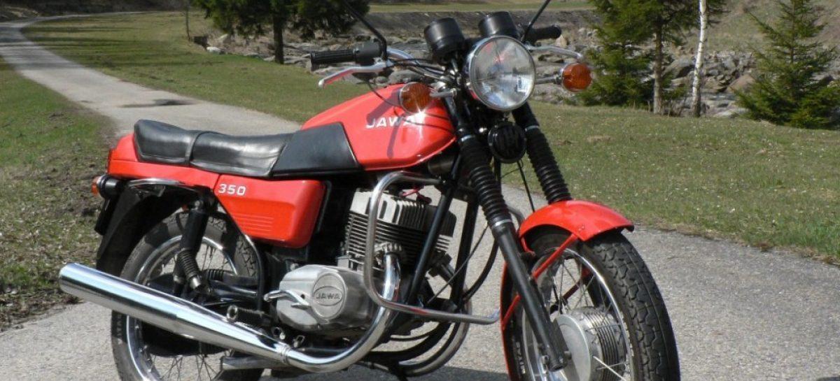 За прошлый год Jawa продали 50000 мотоциклов