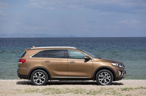 В России будет продаваться KIA Sorento Prime с бензиновым двигателем V6