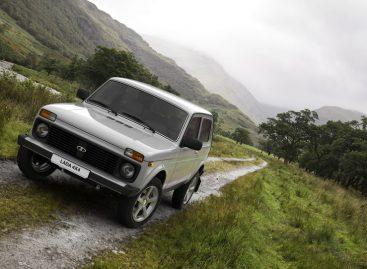 АвтоВАЗ вносит очередные улучшения в Lada 4х4