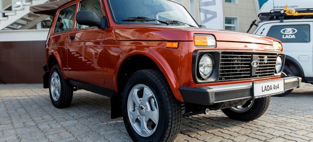 LADA 4×4 сохраняет лидерство на российском рынке SUV с пробегом
