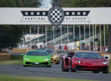 Aventador LP 750-4 Superveloce: до 100 км/ч за 2,8 секунды