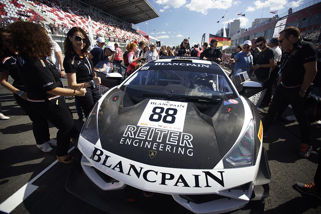 Lamborghini Gallardo LP 560-4 R-EX