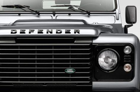 Какой будет новый Land Rover Defender?
