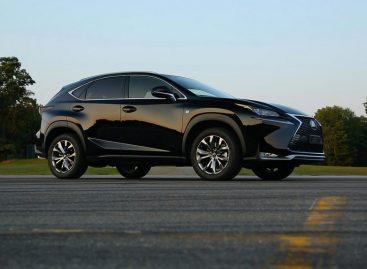 Акция Lexus будет действовать до конца июля