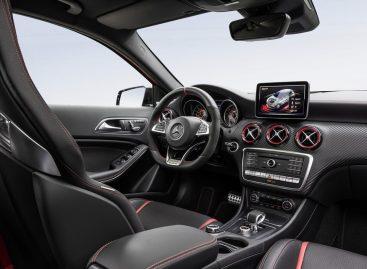 Новый Mercedes A-Class: обзор изменений