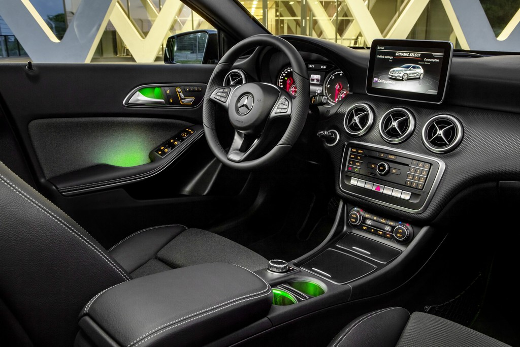 Mercedes A-Class 2015 A 220d 4MATIC