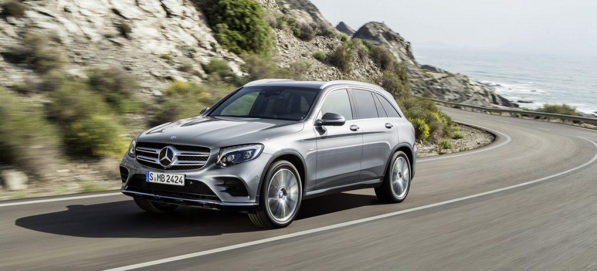 Названы цены на новый Mercedes-Benz GLC
