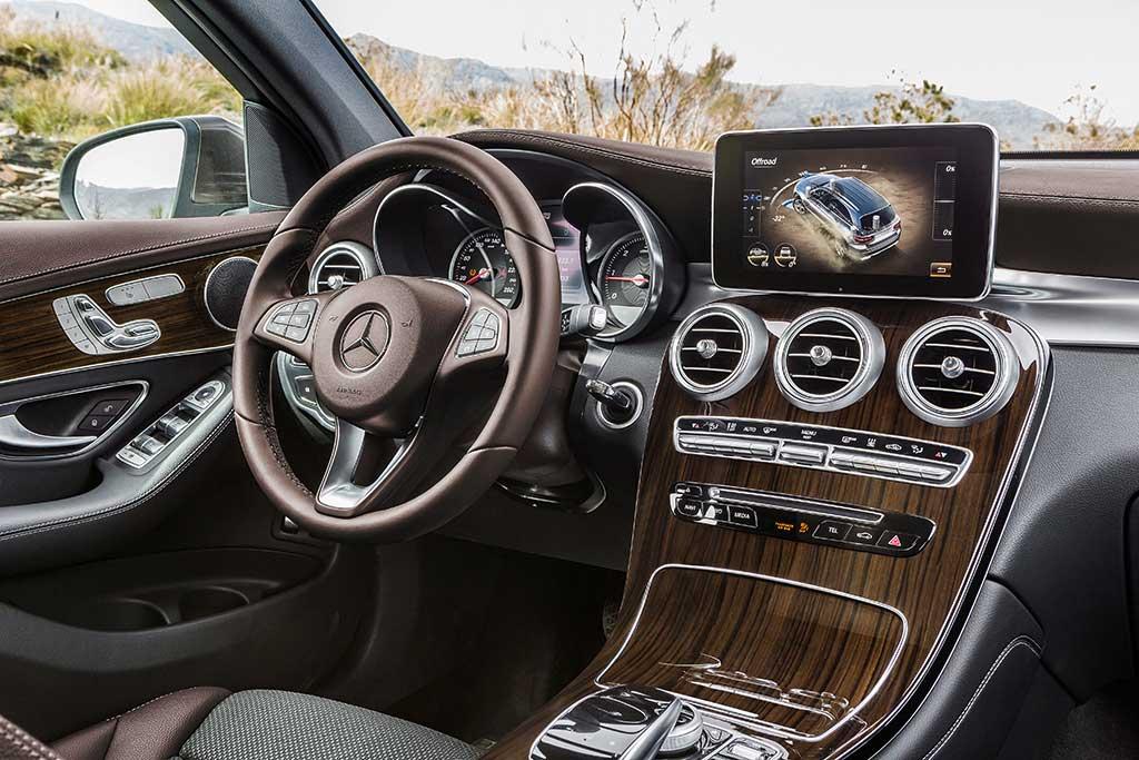 Mercedes-Benz GLC 2015