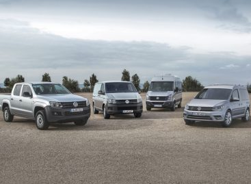 Volkswagen Коммерческие автомобили – продажи растут везде, кроме России